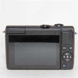 Used Canon M100 Body Black Boxed Thumbnail Image 1