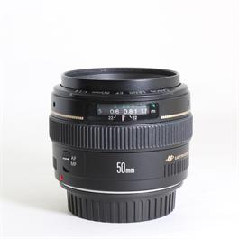 Used Canon 50mm F/1.4 USM thumbnail