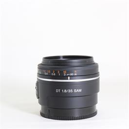 Used Sony 35mm F/1.8 SAM A Mount thumbnail