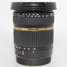 Used Tamron SP 10-24mm Lens Canon Fit thumbnail