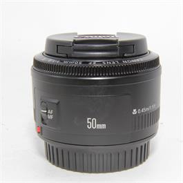 Used Canon 50mm f1.8 II Lens Unboxed thumbnail