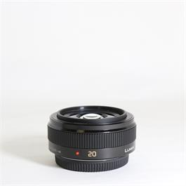 Used Panasonic 20mm F/1.7 II thumbnail