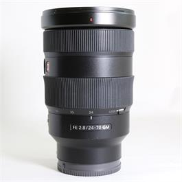 Used Sony 24-70mm F/2.8 GM FE thumbnail