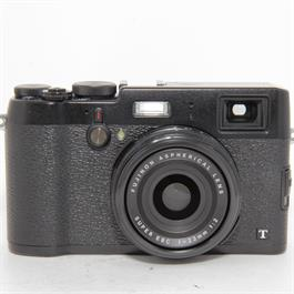Fujifilm Used Fuji X100T Compact Camera Boxed thumbnail