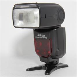 Used Nikon SB 900 Speedlight Unboxed thumbnail