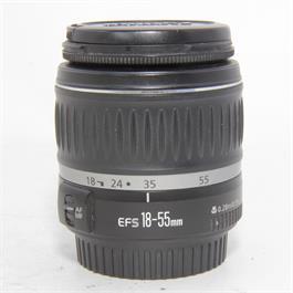 Used Canon 18-55mm f3.5-5.6 II Lens thumbnail