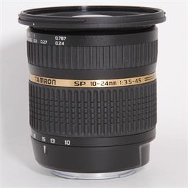 Used Tamron 10-24mm F/3.5-4.5 Di II LD ASPH IF - Sony A thumbnail