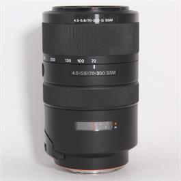 Used Sony 70-300mm f/4.5-5.6 G SSM thumbnail