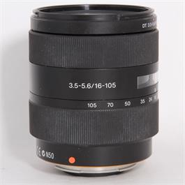Used Sony 16-105mm f/3.5-5.6 DT thumbnail