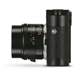 Leica M10-R Digital Rangefinder Camera Black Chrome Thumbnail Image 4