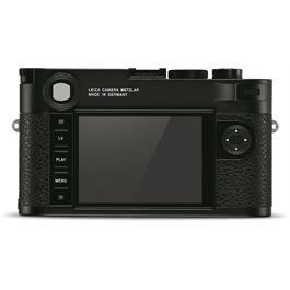 Leica M10-R Digital Rangefinder Camera Black Chrome Thumbnail Image 6