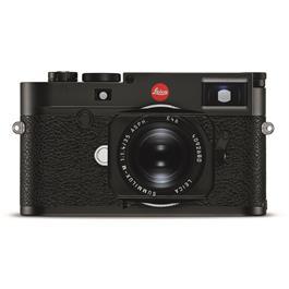 Leica M10-R Digital Rangefinder Camera Black Chrome Thumbnail Image 1