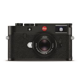 Leica M10-R Digital Rangefinder Camera Black Chrome Thumbnail Image 2