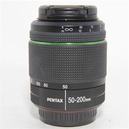 Used Pentax 50-200mm f4-5.6 WR Lens thumbnail