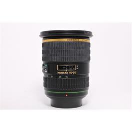Used Pentax 16-50mm F/2.8 thumbnail