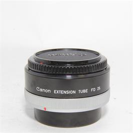 Used Canon FD 25mm Extension Tube thumbnail