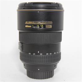 Used Nikon 17-55mm f2.8G DX Lens Unboxed thumbnail