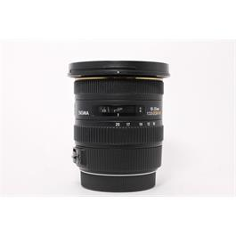 Used Sigma 10-20mm F/3.5 DC EX HSM Canon thumbnail