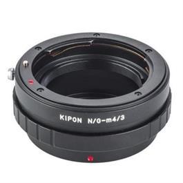 Kipon Lens Adapter for Micro Four Thirds Body - Nikon F-Mount Lens G MF thumbnail