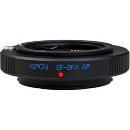 Kipon Lens Adapter for Fujifilm GFX Body - Canon EF Mount Lens AF thumbnail
