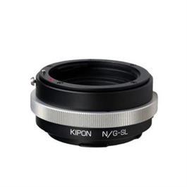 Kipon Lens Adapter for L Mount Body - Nikon F Mount Lens G MF thumbnail