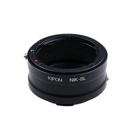 Kipon Lens Adapter for L Mount Body - Nikon F Mount Lens MF thumbnail