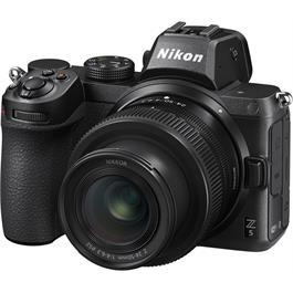 Nikon Z5 Mirrorless Camera With Z 24-50mm f/4-6.3 Zoom Lens Kit Thumbnail Image 1