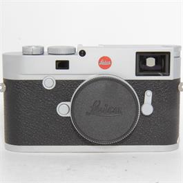 Used Leica M10 Silver Boxed Thumbnail Image 0