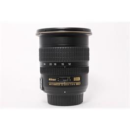 Used Nikon 12-24mm F/4G ED thumbnail