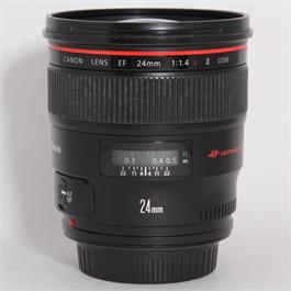 Used Canon 24mm f/1.4L USM II thumbnail