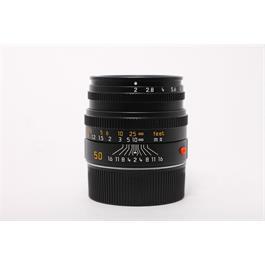 Used Leica Summicron-M 50mm F/2 ASPH thumbnail