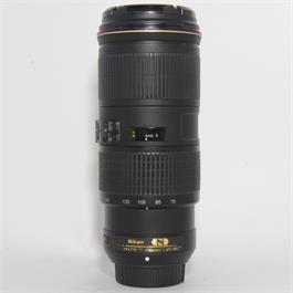 Used Nikon 70-200mm f/4G VR Lens Unboxed thumbnail