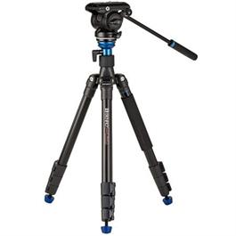 Benro A2883F Aluminium Video Kit with Leveling Column and S4PRO Head  thumbnail