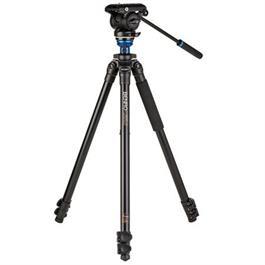 Benro A2573F Aluminium Video Kit, Flip Lock with S4PRO Video Head thumbnail
