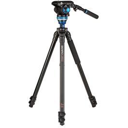 Benro A2573F Aluminium Video Kit, Flip Lock with S6PRO Video Head thumbnail