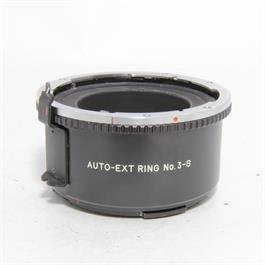 Mamiya Auto Extension Ring No. 3-S thumbnail