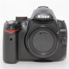 Used Nikon D5000 Body Unboxed thumbnail