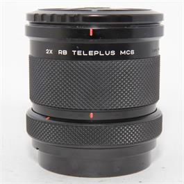 Used Mamiya Teleplus MC6 2x Teleconverte thumbnail
