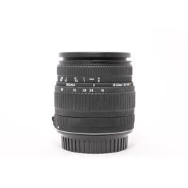 Used Sigma 18-50mm F/3.5-5.6 DC EF mount thumbnail