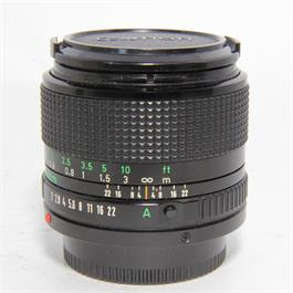 Used Canon FD 35mm F/2 SSC Lens Unboxed thumbnail