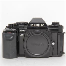 Used Minolta 9000 AF 35mm Film Body thumbnail