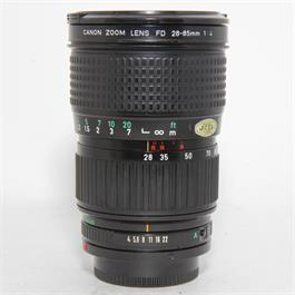 Used Canon FD 28-85mm f4 Lens Unboxed thumbnail