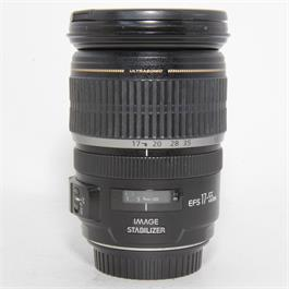 Used Canon 17-55mm f2.8 IS USM Unboxed thumbnail