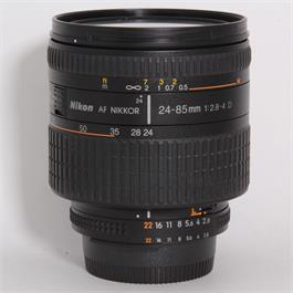 Used Nikon 24-85mm f/2.8-4D thumbnail