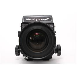 Used Mamiya RB67 Pro SD with 90mm F/3.5 thumbnail