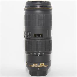 Used Nikon AF-S 70-200mm f/4G VR Lens thumbnail