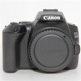Used Canon 250D Body Boxed thumbnail