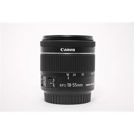 Used Canon 18-55mm F/3.5-5.6 IS STM thumbnail