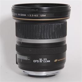 Used Canon 10-22mm f/3.5-4.5 USM thumbnail