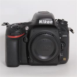 Used Nikon D610 Body + 24-85mm f/3.5-4.5G VR kit thumbnail